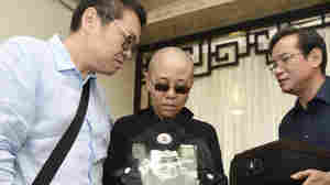 After Liu Xiaobo's Death, Concerns Grow For His Widow's Well-Being