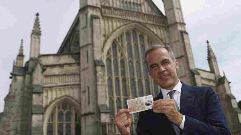 England Unveils New 10-Pound Note Featuring Jane Austen