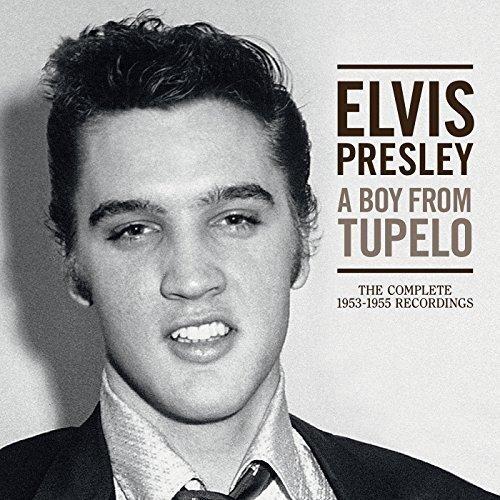 Stream Elvis Presley S Rare Early Recordings A Boy From Tupelo Npr