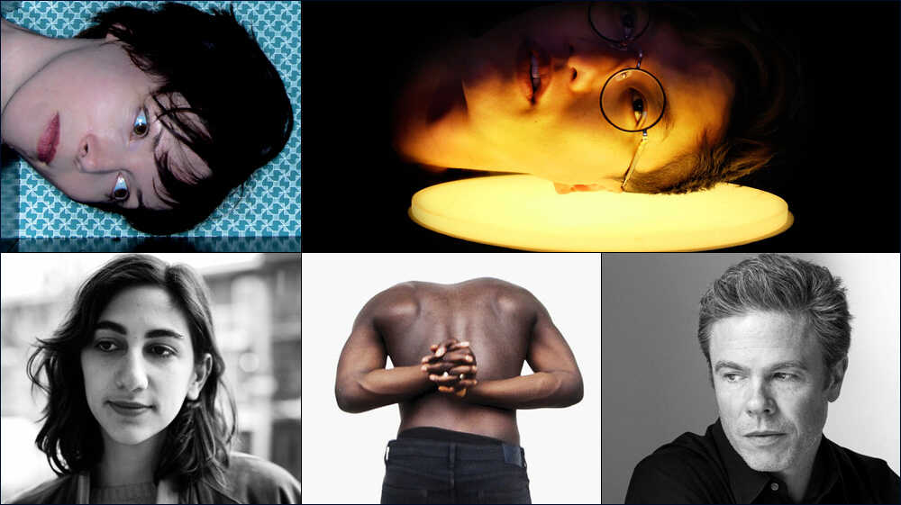 New Mix: Josh Ritter, Ian Chang, Moses Sumney And More