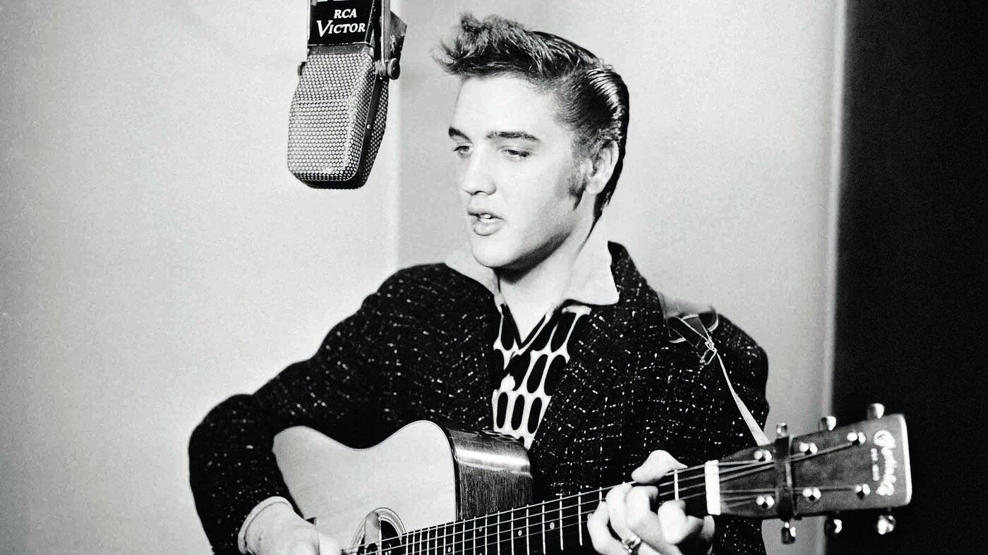 stream elvis presley 39 s rare early recordings 39 a boy from. Black Bedroom Furniture Sets. Home Design Ideas