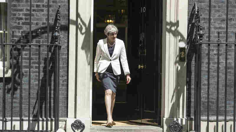 One Year On, Theresa May Keeps Fragile Grip On Her Job As British Prime Minister