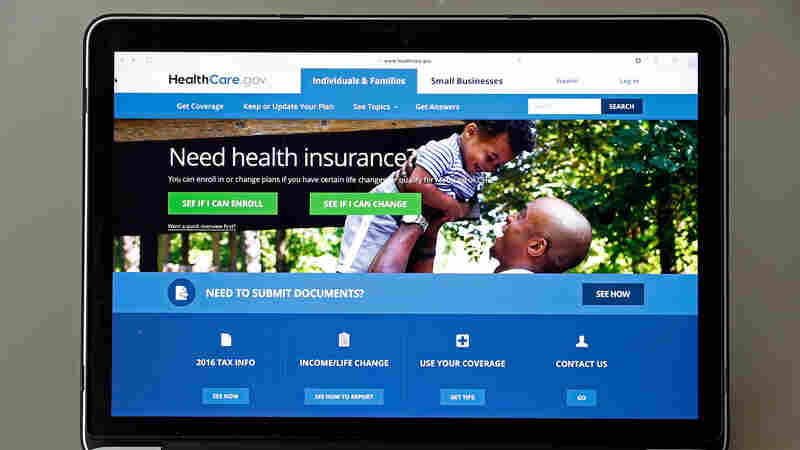 Uncertainty Over Obamacare Leaves Next Year's Rates In Limbo