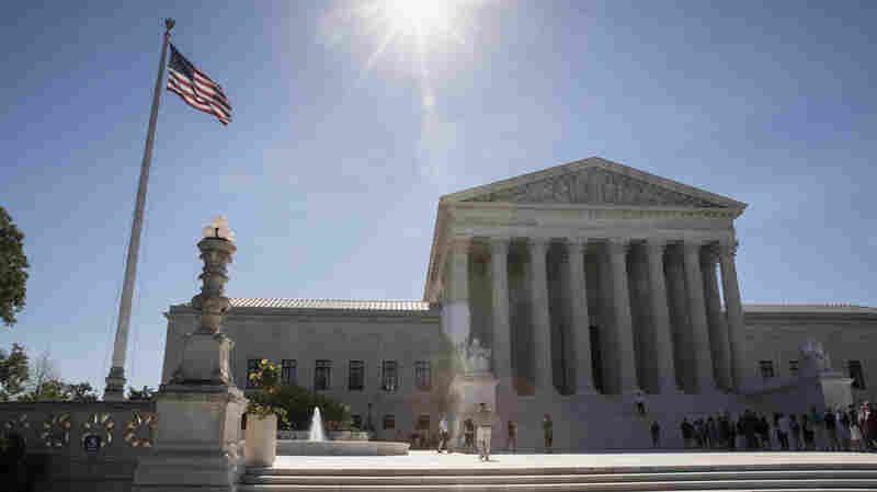 Supreme Court Allows 'Grandparent' Exemption To Trump Travel Ban