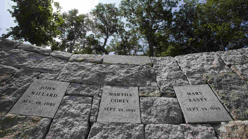 Salem Memorializes Those Killed During Witch Trials