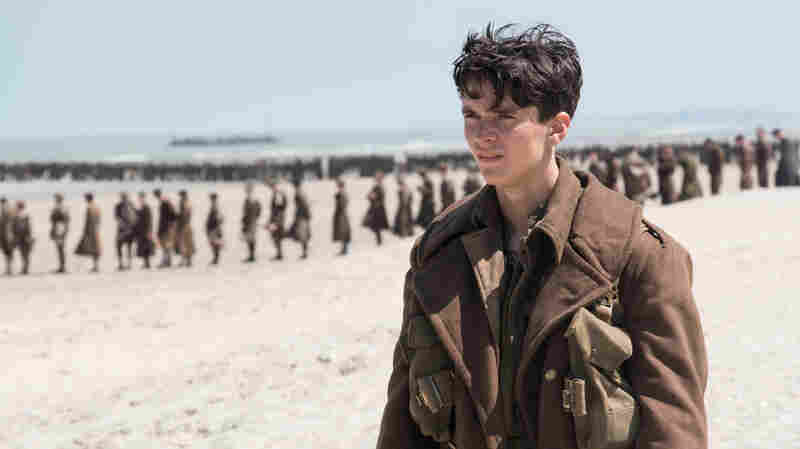 'Dunkirk' Director Christopher Nolan: 'We Really Try To Put You On That Beach'