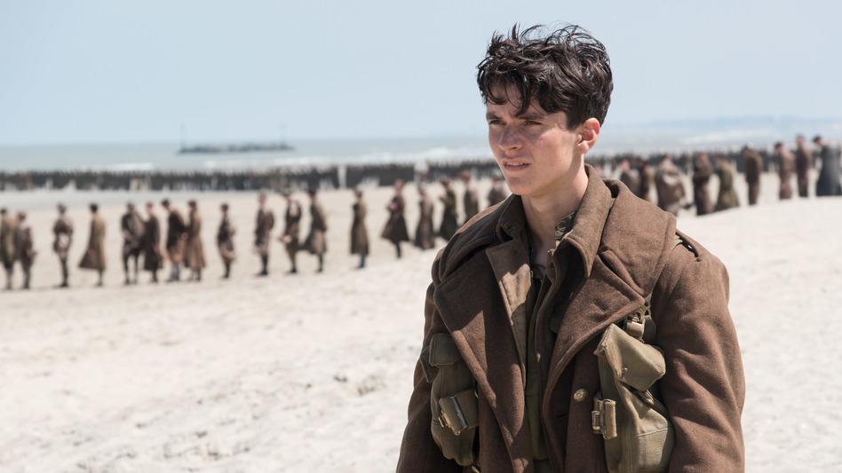 Fionn Whitehead plays Tommy, a British soldier awaiting evacuation, in Christopher Nolan's <em>Dunkirk</em>. (Melinda Sue Gordon/ Warner Bros.)