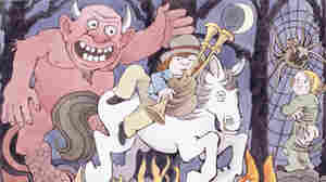 Collaborator Says Sendak Would Be 'Jumping For Joy' Over New Publication