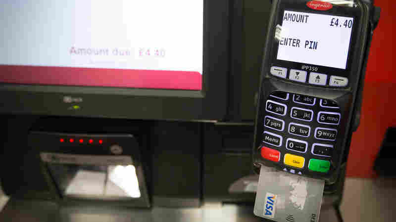 U.K. Bans Credit Card Surcharges, Calling Them A 'Rip-Off'