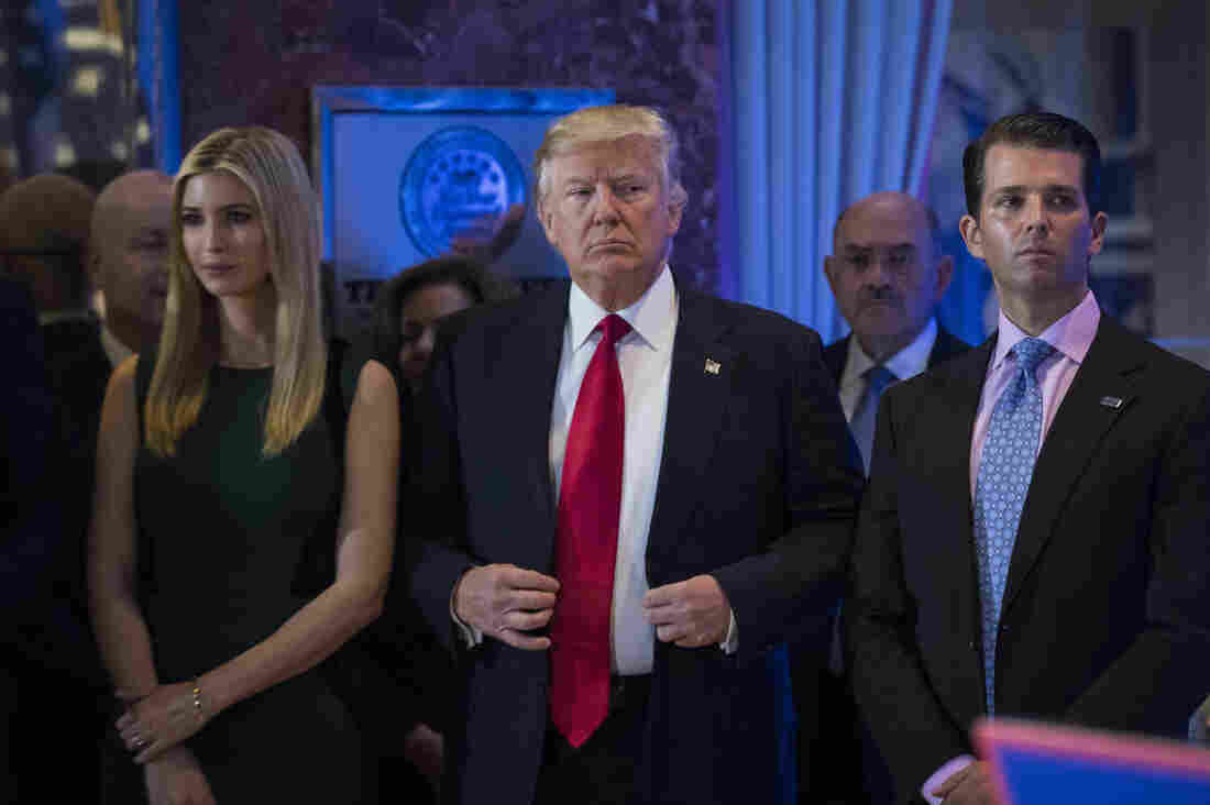 As Team Trump Lawyers Up, Who's Paying The Attorney Fees?