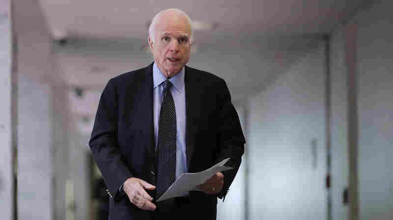 Sen. John McCain Diagnosed With Brain Cancer, Hospital Says