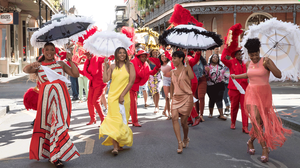 Filthy, Freewheeling 'Girls Trip' Features The Summer's Breakout Performance