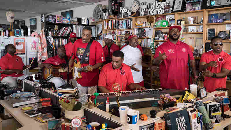 Rare Essence: Tiny Desk Concert