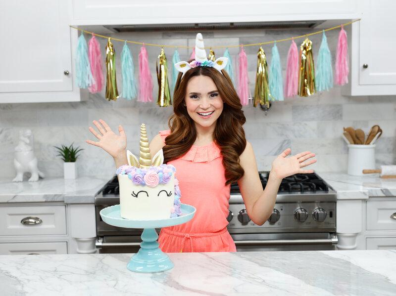 The YouTube Star Who's Teaching Kids How To Bake : The Salt