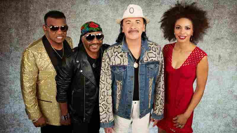 Hear Carlos Santana & The Isley Brothers Cover Marvin Gaye