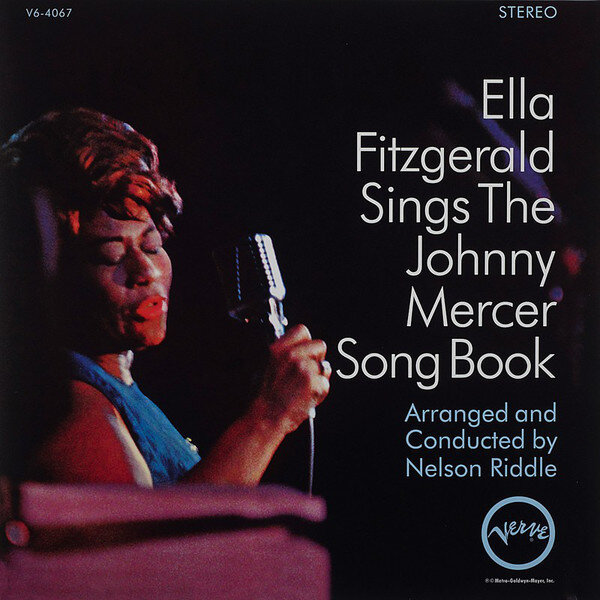 Ella Fitzgerald, Sings the Johnny Mercer Songbook