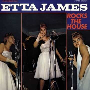 Rocks the House by Etta James