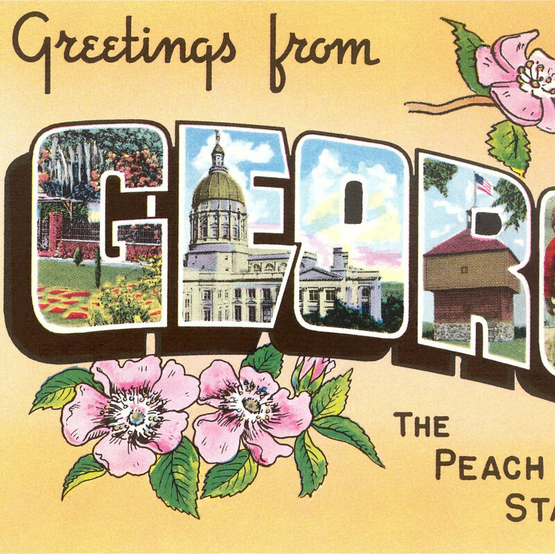 Peach Wars: Southern States Spar Over Which Has The Most