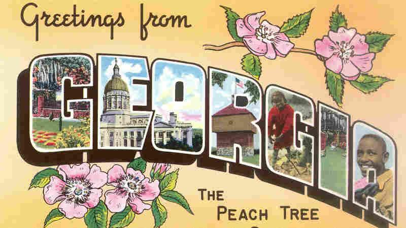 The Un-Pretty History Of Georgia's Iconic Peach