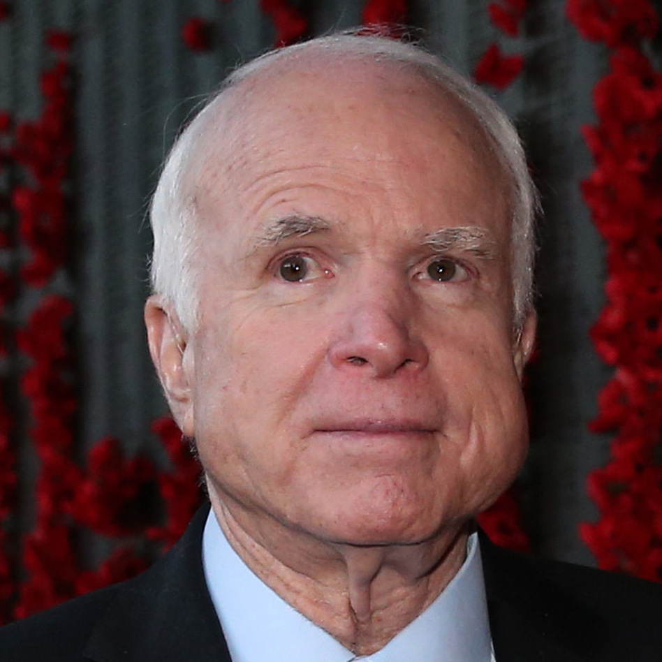 John Mccain: The Capital City Contemplates The Possibility Of A