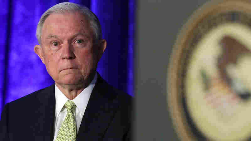 After Trump Slams Sessions, Attorney General Says He Will Stay On The Job