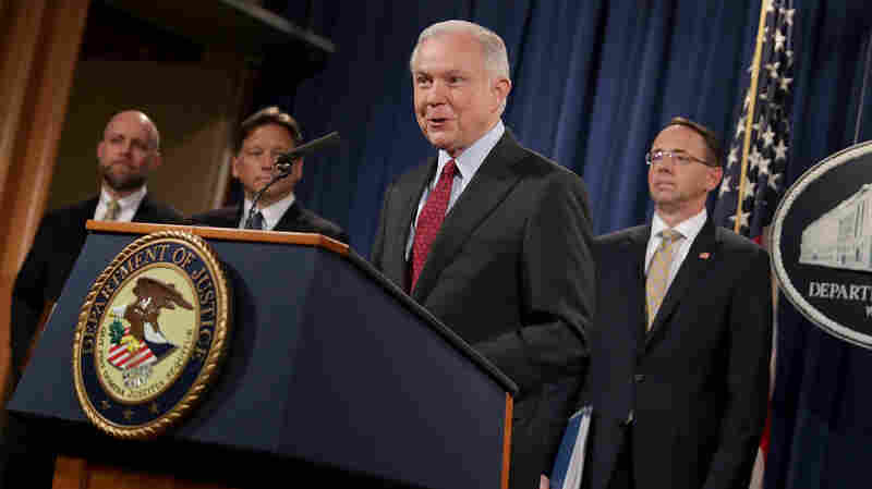 Justice Department Announces 'Largest Darknet Takedown In History'