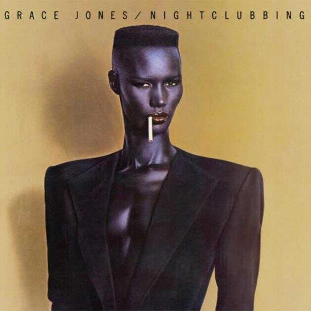Nightclubbing by Grace Jones