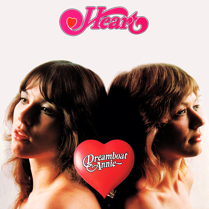 Dreamboat Annie by Heart