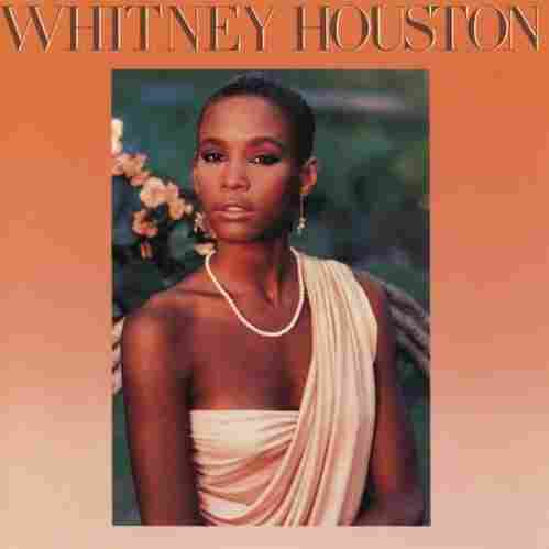 Whitney Houston's self-titled album
