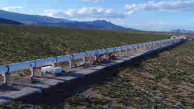 Elon Musk Says He Has 'Verbal' OK To Build N.Y.-D.C. Hyperloop