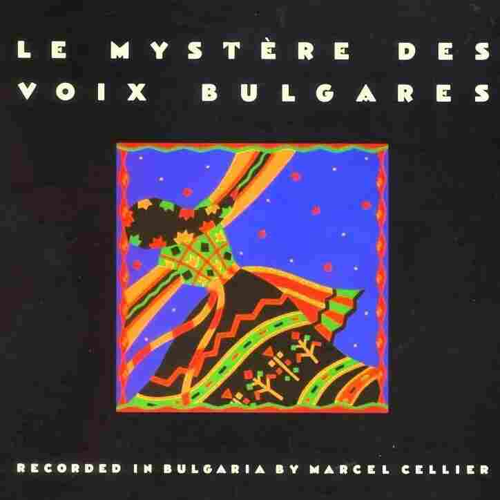 Les Mystere des Voix Bulgares by the Bulgarian State Radio