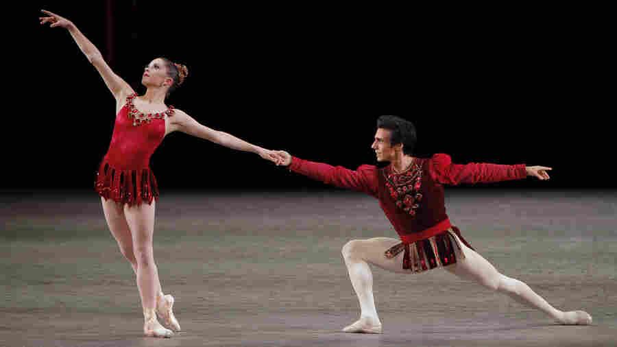 3 Top Ballet Companies Convene For The Golden Anniversary Of 'Jewels'