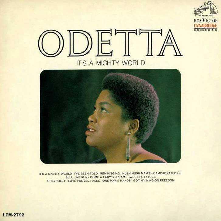 It's a Mighty World by Odetta