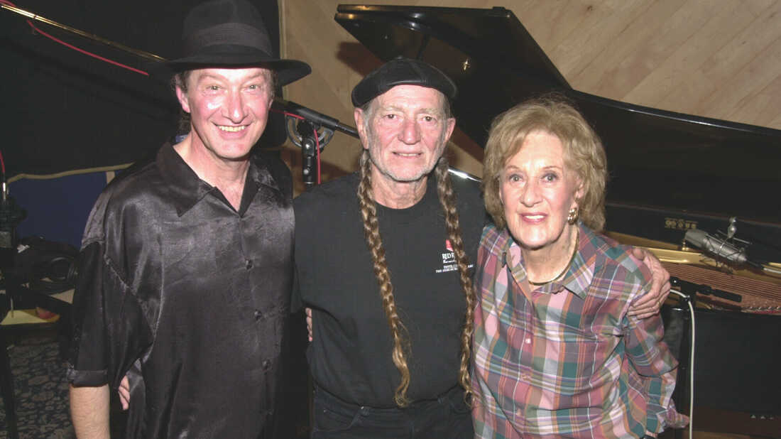 Willie Nelson And Jackie King On Piano Jazz