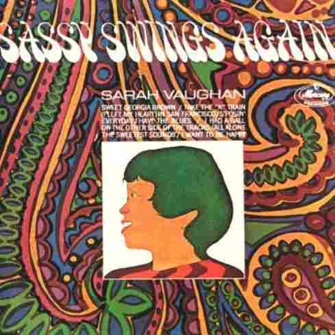 Sassy Swings Again by Sarah Vaughan