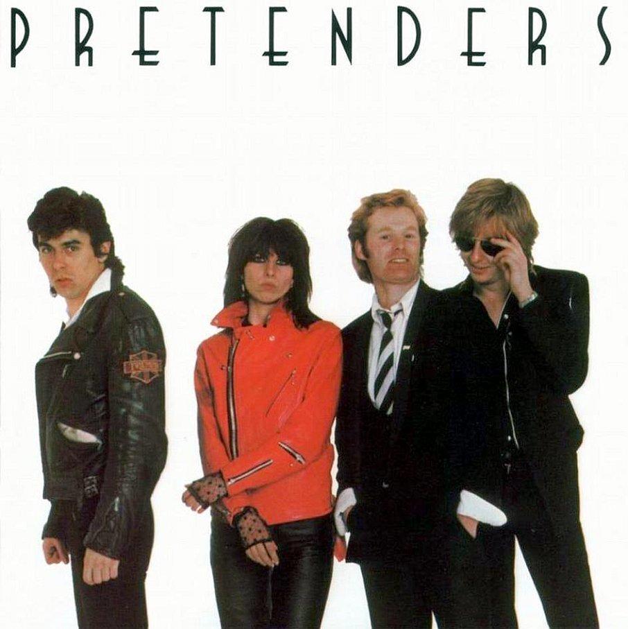 The Pretenders, self-titled.