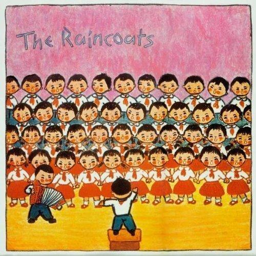The Raincoats, self-titled