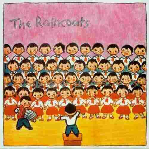 The Raincoats, self-titled