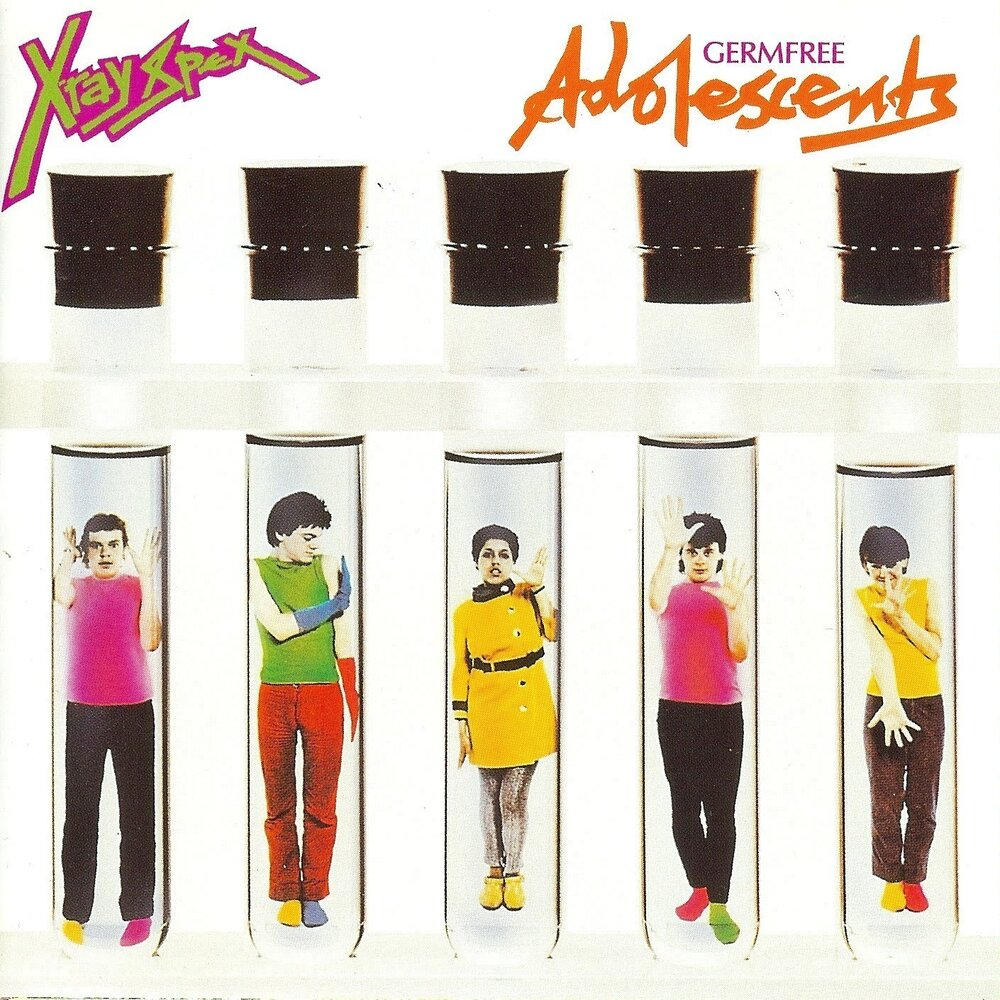 Germfree Adolescents by X-Ray Spex