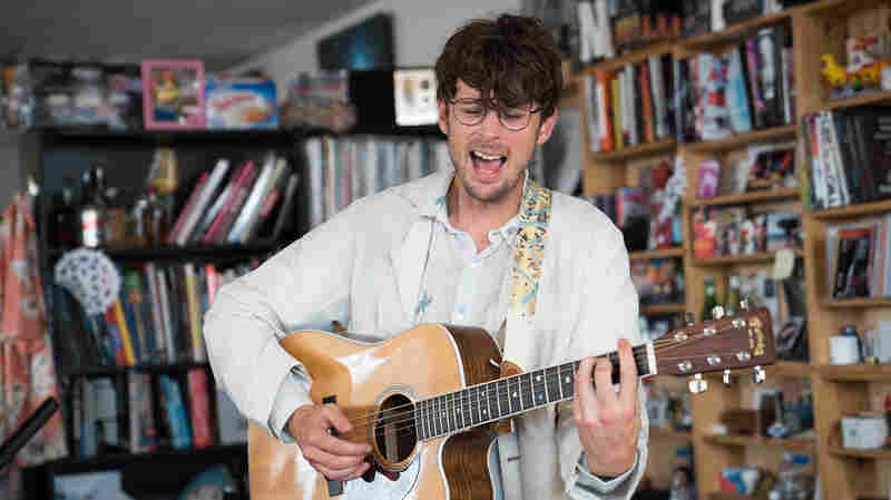 Albin Lee Meldau: Tiny Desk Concert
