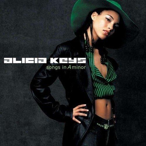 Songs in a Minor by Alicia Keys