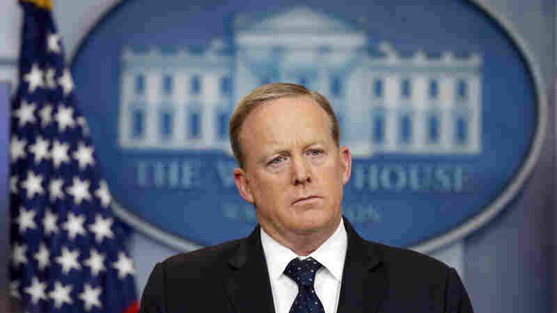 Reports: Sean Spicer Resigns As White House Press Secretary