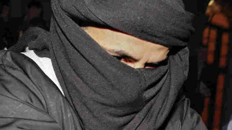 Al-Qaida Suspect Appears In Federal Court In Pennsylvania