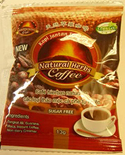 A Wake-Up Call: Coffee Recalled By FDA For Having Viagra