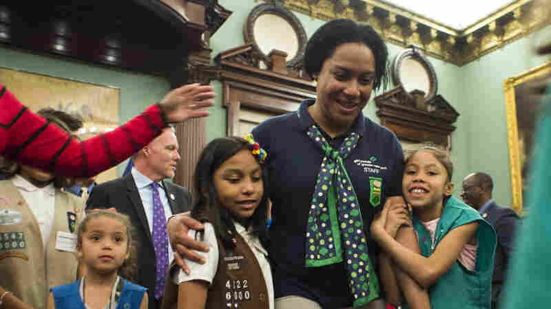 An NYC Scout Troop Provides Homeless Girls A Place Of Their Own