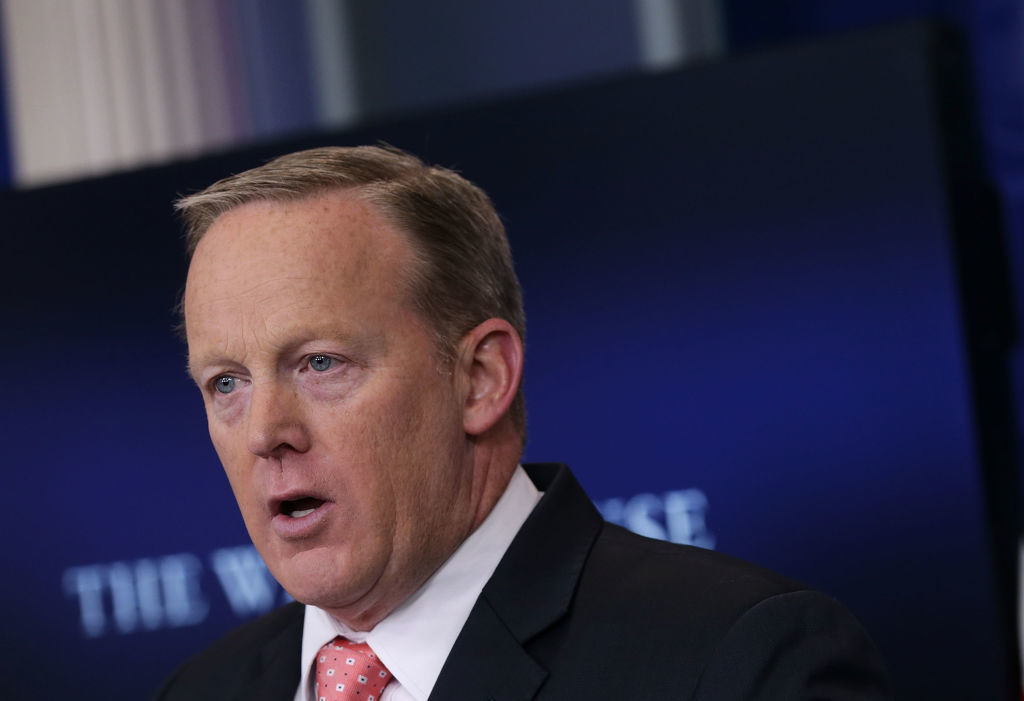 'Spicey Out!' 9 Highlights From Sean Spicer's Combative Tenure