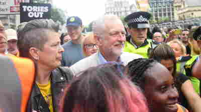 Once Seen As Too Left-Wing, Will Jeremy Corbyn Be U.K.'s Next Prime Minister?