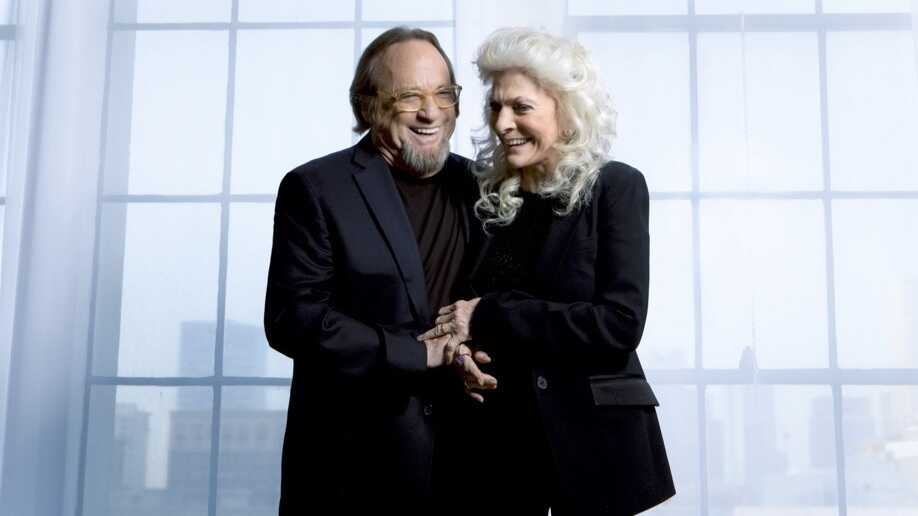 Stephen Stills & Judy Collins' 'Everybody Knows' Cover Closes A Bittersweet Circle