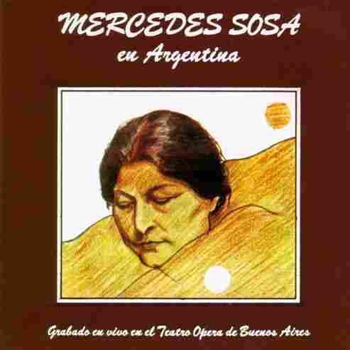 Mercedes Sosa en Argentina by Mercedes Sosa