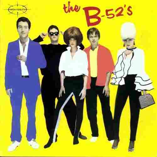 The B-52's, self-titled